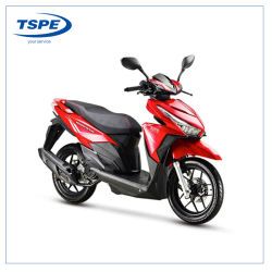 중국 스쿠터 가스 스쿠터 14inch 바퀴 125cc 제동자 CKD Motobike
