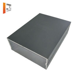 Puder beschichtete Aluminium verdrängte Profil-Aluminiumbaumaterial-Zwischenwand