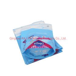 Couches pour bébés jetables en plastique du côté de soins personnels de la cornière de sac d'emballage