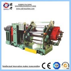 Четыре валика ремня транспортера резиновые каландрирование машины для покрытия резиновые шнура резьбу и ткань