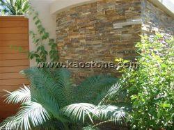 طبيعيّ حجارة قشرة [كلدّينغ] ثقافة أردواز لأنّ جدار زخرفة