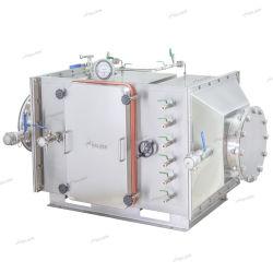 Bag-in/Bag-out Bibo filtro HEPA do compartimento do filtro