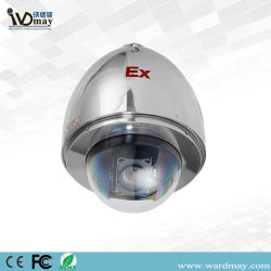 20X High Speed Dome caméra CCTV CCD Explosion-Proof