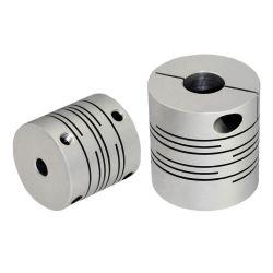 Densen personalizada de boa qualidade de parafuso de regulagem do motor eléctrico tubo rígido acoplamento do eixo
