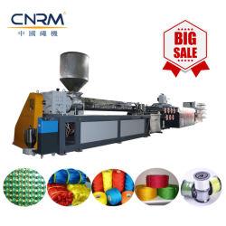 [كنرم] حبل معدّ آليّ [بّ] [مونوفيلمنت] باثق آلة لأنّ يجعل حبل بلاستيكيّة حبكت مغزول