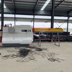 切断の曲がる機械をまっすぐにする機械装置の製造業者の鐙がねの棒鋼のRebarのコイル3D CNCワイヤー
