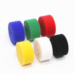 20mm 100% Nylon Heavy Duty colorido gancho y presilla