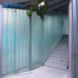 4-20mm Stärke Pdlc Film-elektronische Privatleben-intelligente Wärme verstärktes Glas