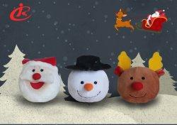 جذّابة ليّنة يحشى قطيفة طفلة لعبة رأي حيوانيّ لأنّ عيد ميلاد المسيح, [سنتا] كلاوس, رجل ثلج, رنة