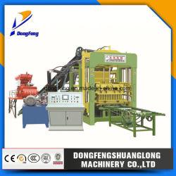 Hueco totalmente automática máquina de fabricación de ladrillos de cemento, hormigón máquina bloquera de ladrillo para construcción
