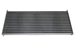 Kundenspezifischer Aluminiumgefäß-Flosse-Kühler-Kern für kleinen LKW
