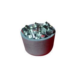 알루미늄 코팅 및 실리콘 코팅을%s 방열 2000 정도 전도성 붕소 질화물 도가니