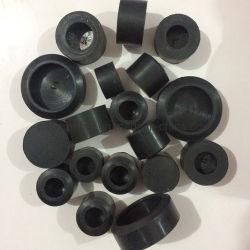 A fábrica fez o EPDM/NBR/borracha de silicone Tampas para tubos redondos e Tubos