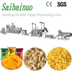 Nacho bricht Mais-Imbisse Doritos Maschine ab