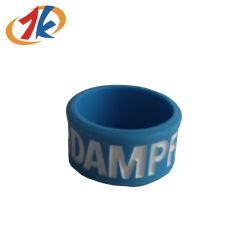 La mode en silicone souple de l'anneau de doigt de cadeau pour la promotion