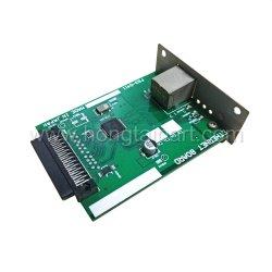 Cartão Ethernetwork para a Canon Imagerunner 2200 2800 3300 C2600 C3200, C3220 (FG3-1186 FG3-3326)