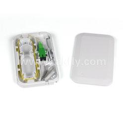 Réseau FTTX Bâtiment 1 Core FTTH Boîte à bornes à fibre optique
