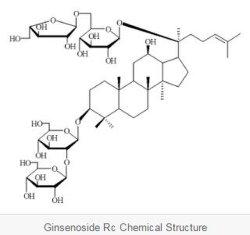 La Chine Ginsenoside RC11021-14-0