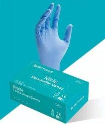 Одноразовые медицинские перчатки из латекса