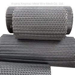 Malha de Arame de aço inoxidável Customsized Tapete transportador de corrente de Aço Inoxidável/correia de malha no preço de fábrica