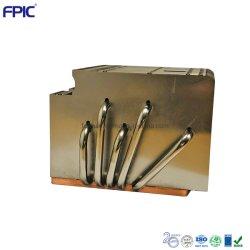 Le radiateur pour projecteur personnalisés avec placage nickel