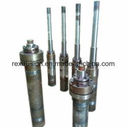 Öl-Zylinder und Kolbenstange für Aluminiumstrangpresse-Maschine