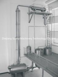 Álcool Purificador de etanol com torre de destilação