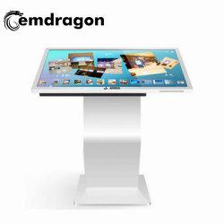شاشة عرض LCD أفقية / رأسية بحجم 32 بوصة مع وظيفة شاشة عرض منقسمة Smart TV للإعلان