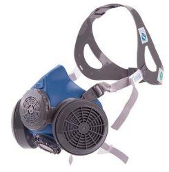 Las obras de seguridad de la pintura y el respirador de pesticidas contra vapores orgánicos o de gas ácido