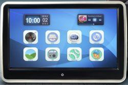 10,2 дюйма IPS подголовник сенсорной панели на экране Full HD 1080P с USB/FM-передатчик/динамик