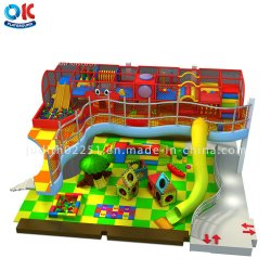 Venta caliente suave niño jugar a juegos parque de atracciones de interior