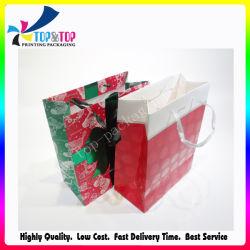 Zak van de Verpakking van het Document van de Douane van het Document van de Kunst van het Karton van het document bevordert de Document Golf voor de Sok van de Vlinderdas van het Horloge van Kerstmis van Hulpmiddelen De Fabrikant van Producten