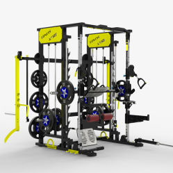 Handelsgymnastik-Eignung-Geräten-und Hauptstärken-Maschine Jemy Smith Maschinen-multi Funktions-Gerät