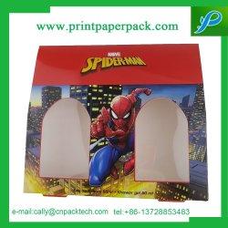 Lol Spider Man Chambre forme rigide Boîte de papier de parfum