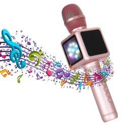 De draadloze Magische Speler van de Microfoon van de Microfoon van de Karaoke Handbediende E101 voor het Zingen