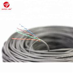 Draht UTP CAT6 der Netz-Computer-Ethernet-Daten-CCA/Copper LAN-Kabel-Steckschnür-Kabel mit Cer UL-RoHS