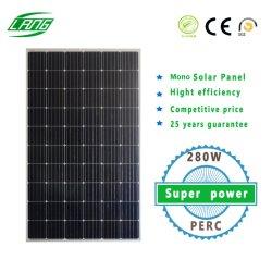 Моно 280W 31.2V фотоэлектрических солнечных батарей
