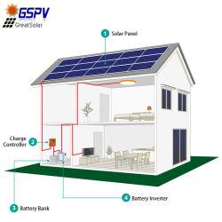 最上質の安い価格5kwの格子太陽エネルギーシステム