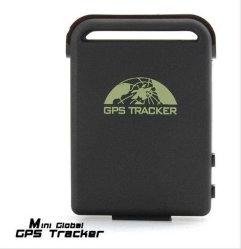 Plus petite voiture GPS tracker magnétique TK102B Appuyer sur le fil du chargeur et carte Micro SD