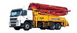 Sany 37mトラックによって取付けられる具体的なブームポンプ