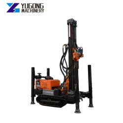 Montado no trator de esteiras de perfuração de poços de água da máquina com preço de fábrica
