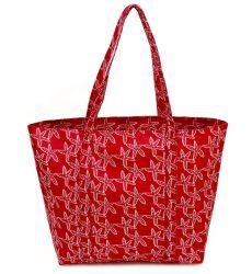 Рекламный костюм Печать многоразовые низкобюджетные женские сумка-тоут