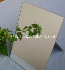 5mm silberner Spiegel mit Qualität für Gebäude-Glas