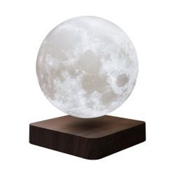 마술 자석 공중 부양 LED 달/화성/목성 가벼운 LED 책상용 램프 뜨 지구 청각적인 공중 부양 공중에 뜨게 하는 지구 뜨 자석 공중 부양