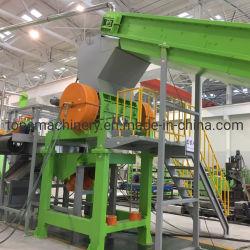Produttore frantumatore per riciclaggio pneumatici rifiuti / frantumatore per riciclaggio pneumatici rifiuti