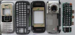 Housing for Blackberry 9900