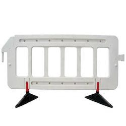 2m 플라스틱 PE 보행자 교통 장벽 임시 안전 경계
