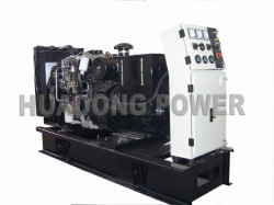 Серия Lovol генераторной установки (30 КВА~128 КВА)