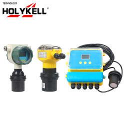 Holykell горячая продажа 5m диапазон 4-20 Ма ультразвуковой измеритель уровня резервуара для воды