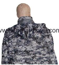 Custom Logo Dorado PVC uniformes militares hombros Epaulette
